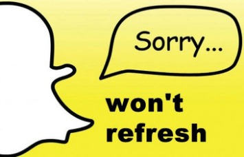 why is snapchat not working today